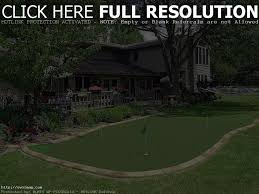 backyard putting greens neave sports pics on cool putting greens