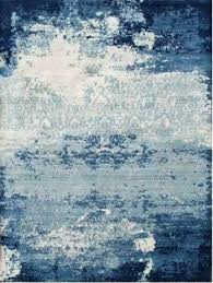 Blue Modern Rug Carolina Weaverspromisebasil Rug Contemporary Rugs Modern Rugs
