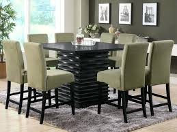 square dining table set for 8 square table for 12 impressive living room best 8 person square