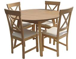 4 Chair Dining Table Set With Price Glenwood Furniture Dining