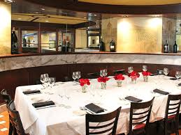 Private Dining Rooms San Francisco by Il Fornaio San Francisco