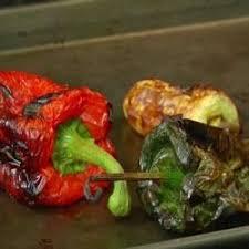 comment cuisiner les poivrons truc cuisine comment faire griller des poivrons recettes