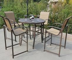 High Top Patio Furniture by Fabulous Tall Outdoor Table 25 Best Ideas About High Top Tables On