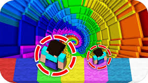 Dropper Map Shrinking The Dropper Map Minecraft Rainbow Dropper W