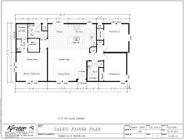 24x24 Floor Plans by Eco Series Double Wide Homes Karsten El Dorado