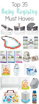 top baby registries top 35 baby registry must haves anchored