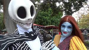 Jack Pumpkin King Halloween Costume Jack Skellington Sally Meet Greet Short Interview