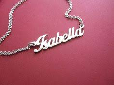 make your own name necklace your name nameplate necklace customizable small in gold make