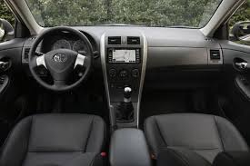 how many per gallon does a toyota corolla get 2009 2013 toyota corolla used car review autotrader
