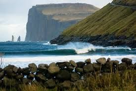 Faroe Islands Map Searching For Never Before Surfed Waves On The Inhospitable Faroe