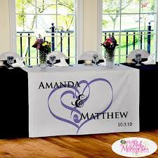 personalized ornaments wedding personalized decorations for your wedding reception the pink