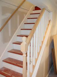 interior finish basement stairs within trendy stairs image
