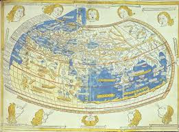 Ancient Greece On A World Map by Ptolemy U0027s World Map