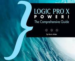 new logic pro x book logic pro x power logic pro expert