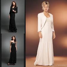 Mother Of Bride Dresses Couture by 2015 Daymor Couture Mother Of Brides Dresses With Jacket Long