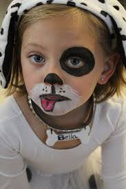 simple doggie face paint inspirational faces pinterest