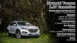 review u2013 hyundai tucson 1 6t executive u2022 torquing cars