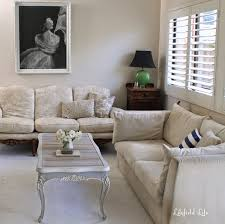lilyfield life white painted concrete floors