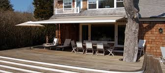 Retractable Awning For Deck G250 Retractable Awning Up To 20 Degree Temperature Reduction For