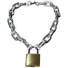 chain lock necklace images Chain necklace with lock necklace wallpaper png