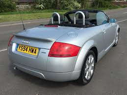 used 2001 audi tt mk1 99 06 roadster quattro 180bhp for sale