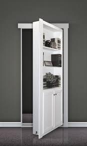 amazon com hidden door book case flush mount 36