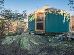 Yurt House Greenstones Yurts Greenstones