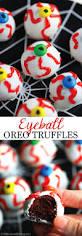 eyeball oreo truffles mom loves baking