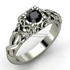 silver rings price images Silver diamond ring at bottom price in india manufacturer jpg