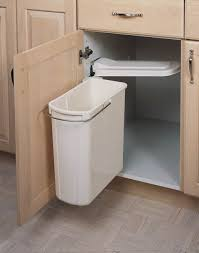 Door Attached Trash Can Rev A Shelf Organizing Housekeeping