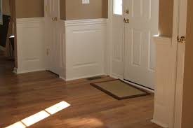 good and simple wainscoting ideas houses designing ideas