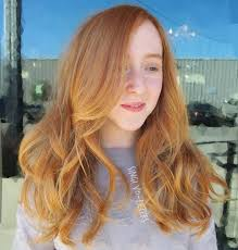 Light Copper Brown 40 Red Hair Color Ideas U2013 Bright And Light Red Amber Waves