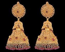 kerala earrings 19 best kerala jewellery images on indian jewellery