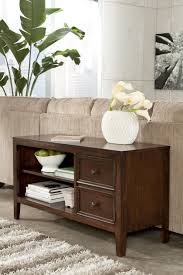Back Of Couch Table Kishore T594 By Signature Design By Ashley Slim U0027s Home