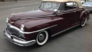 vintage cars 1950s desoto classics for sale classics on autotrader