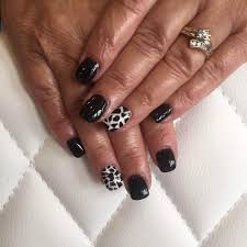 100 black nail art designs 2017 2018 nail art designs u0026 diy