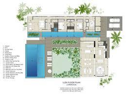 Outdoor Living Plans Lush Floor Plan Kalia Living