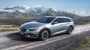 opel flagship with offroad appeal the new insignia country tourer