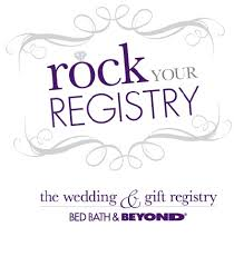 bed and bath wedding registry bed bath beyond gift registry programname change i m a mrs