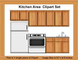 kitchen cabinets clipart home design ideas