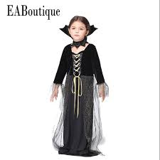 Vampire Halloween Costumes Kids Girls Cheap Vampire Queen Costume Kids Aliexpress
