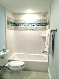 mosaic tile ideas for bathroom tile accent wall in bathroom jenniferlorton com