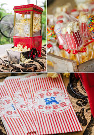 carnival themed party rustic vintage carnival birthday party hostess