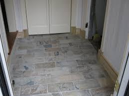 mudroom floor ideas mudroom tile ideas cad interiors gray slate herringbone tiles in