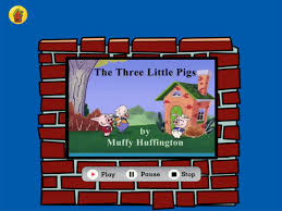 interactive pigs game book personalized kideo etale