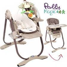 Chicco Polly Magic High Chair Chicco