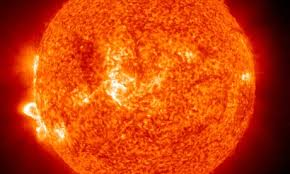 the sun s cooling so what does that to us four