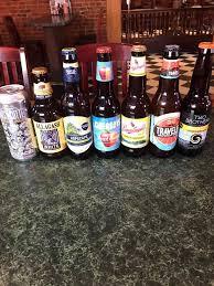 New summer beer arrivals pjs courthouse tavern