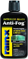 rain x interior anti fog liquid vehicle glass cleaner price in