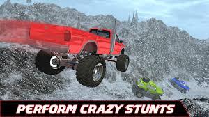 fire trucks monster truck stunt 4x4 monster trucks driving 3d android apps on google play